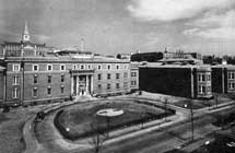 Howard University College of Medicine first opened its doors as a medical department in 1868